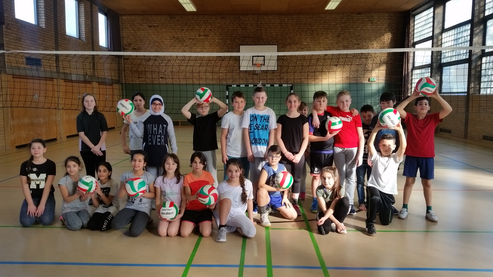 Volleyball-Projekt